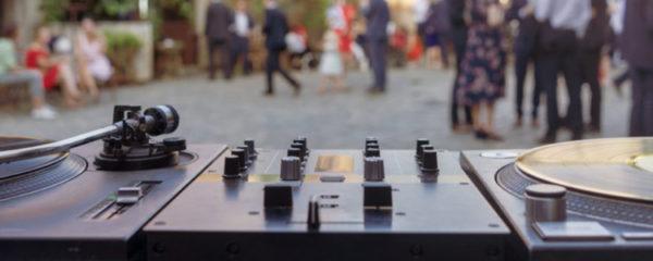 matériel de sonorisation